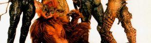 Cover Des monstres roux