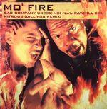 Pochette Mo' Fire / Nitrous (Remixes) (EP)