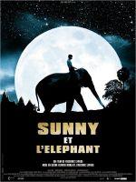 Affiche Sunny et l'éléphant