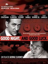 Affiche Good Night, and Good Luck.