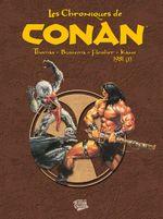 Couverture Les Chroniques de Conan