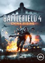 Jaquette Battlefield 4 : China Rising