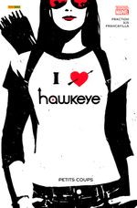 Couverture Petits coups - Hawkeye, tome 2