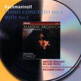 Pochette Piano Concerto no. 3 / Suite no. 2