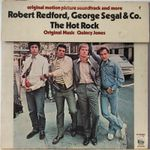 Pochette The Hot Rock (OST)