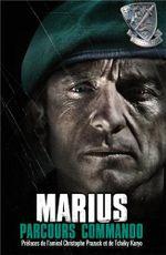Couverture Marius : Parcours commando
