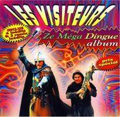 Pochette Les Visiteurs : Ze méga dingue album