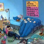 Pochette The District Sleeps Alone Tonight (Single)