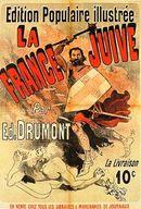Couverture La France Juive