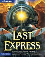 Jaquette The Last Express