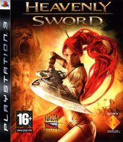 Jaquette Heavenly Sword