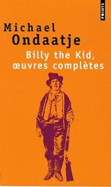 Couverture Billy the Kid, œuvres completes