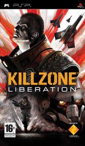 Jaquette Killzone Liberation