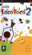 Jaquette LocoRoco 2