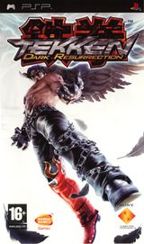 Jaquette Tekken : Dark Resurrection