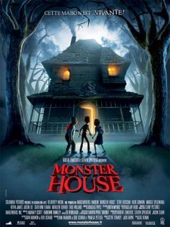 Affiche Monster House