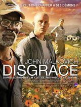 Affiche Disgrace