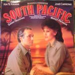 Pochette South Pacific (1986 London studio cast) (OST)