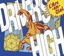 Pochette Driver's High (Single)