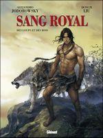 Couverture Des loups et des rois - Sang Royal, tome 3