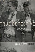 Affiche True Detective