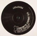 Pochette Concrete Combat E.P. (EP)