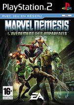 Jaquette Marvel Nemesis : L'Avènement des Imparfaits