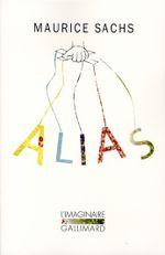 Couverture Alias