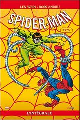 Couverture 1976 - Spider-Man : L'Intégrale, tome 14