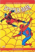 Couverture 1976-1977 - Spectacular Spider-Man : L'Intégrale, tome 1