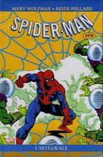 Couverture 1979 - Spider-Man : L'Intégrale, tome 17