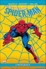 Couverture 1979 - Spectacular Spider-Man : L'Intégrale, tome 3