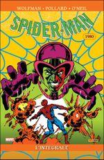 Couverture 1980 - Spider-Man : L'Intégrale, tome 18