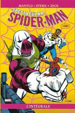 Couverture 1980 - Spectacular Spider-Man : L'Intégrale, tome 4