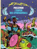 Couverture L'Enfer des épouvantails - Philémon, tome 13