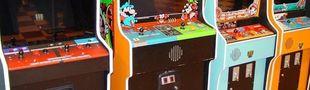 Cover Les meilleurs jeux sur borne d'arcade