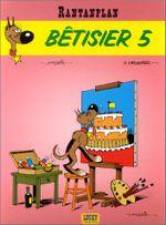 Couverture Bêtisier 5 - Rantanplan, tome 14