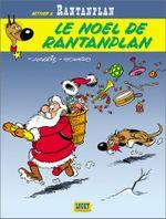 Couverture Le Noël de Rantanplan - Rantanplan, tome 16