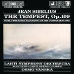 Pochette The Tempest, op. 109