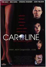 Affiche Caroline at Midnight