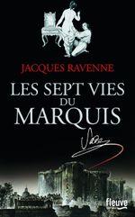 Couverture Les sept vies du marquis