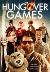 Affiche The Hungover Games