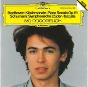 Pochette Beethoven: Klaviersonate, op. 111 / Schumann: Symphonische Etüden / Toccata
