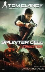 Couverture Splinter Cell : Conviction