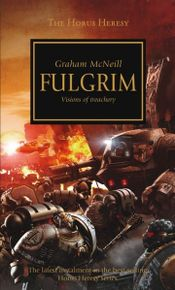 Couverture Fulgrim - Portrait d'une trahison