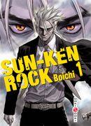 Couverture Sun-Ken Rock, tome 1