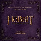 Pochette The Hobbit: The Desolation of Smaug: Original Motion Picture Soundtrack (OST)