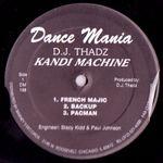 Pochette Kandi Machine (EP)