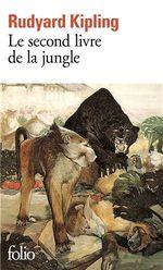 Couverture Le Second Livre de la jungle
