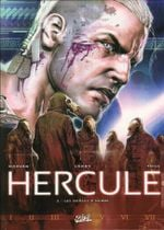 Couverture Les Geôles d'Herne - Hercule, tome 2
